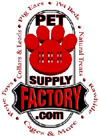 Pet Supply Factory Logo